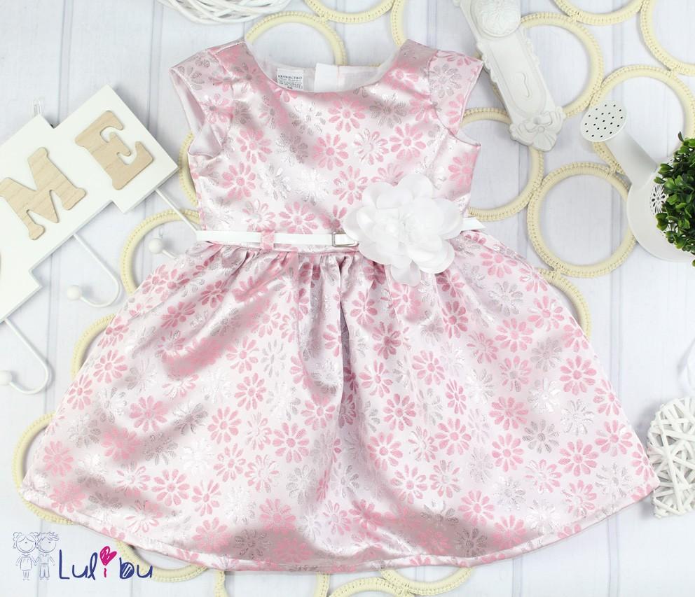 9e6417845e Sukienka wizytowa na święta dla dziewczynki - polskie ubrania dla dzieci