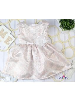 Sukienka dla dziewczynki w kwiatuszki