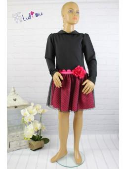 Sukienka wizytowa dla dziewczynki na święta