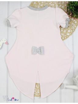 Sukienka KRÓLIK dla dziewczynki