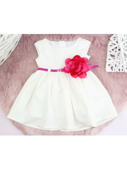 Śliczna sukienka wizytowa Rozalka 62-104
